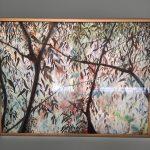 Exposition Frondaison à Lormont: Vierge primitive