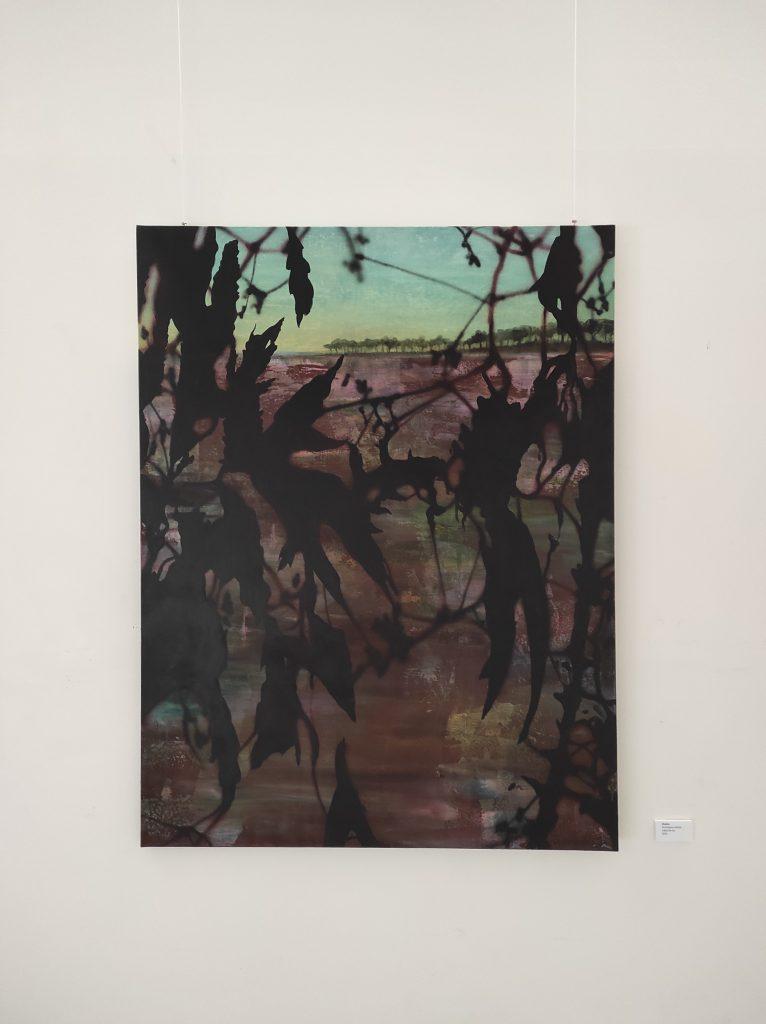 Exposition Frondaison à Lormont: Ombres vertes
